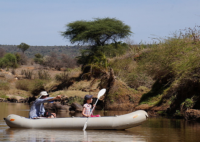 Laikipia Rafting